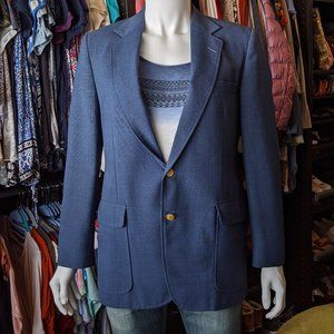 Vintage Mens Imperial by Haggar Blazer Jacket 42